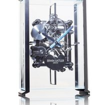 Erwin Sattler Audi Table Clock Limited Edition