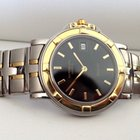 Raymond Weil Parsifal Date Gold Steel 38 mm