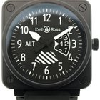 Bell & Ross Aviation BR01 Altimeter Automatic Watch...