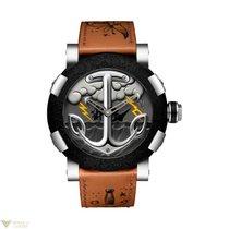 Romain Jerome Tatoo-DNA Stainless Steel Men's Watch