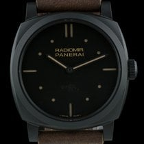 Panerai Ceramic Unworn Radiomir 1940 3 Days Power Res B&P...