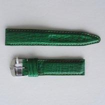 TAG Heuer GREEN SHARK SKIN STRAP 19MM SWISS MADE