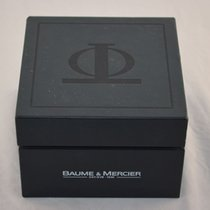 Baume & Mercier Uhrenbox Box Watch Case Top Rare Mit...