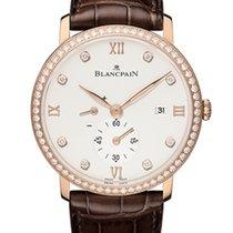 Blancpain Villeret Ultra-slim Small Seconds