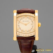 Bulgari Assioma 18K Gold  AA39G BOX & PAPERS