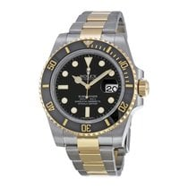 Rolex  116613 bk Submariner Steel and Gold