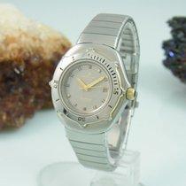 Breitling Cup Yachting Saphir Glas Datum Anzeige Damenuhr | 81120