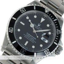 Rolex Submariner Stahl 168000