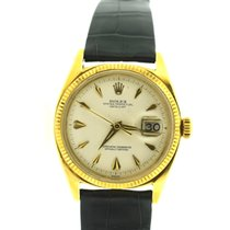 Rolex Vintage gold dateJust with original bracelet