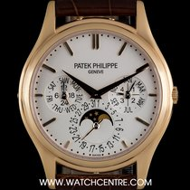 Patek Philippe 18k R/G Perpetual Calendar Ultra Thin Gents...