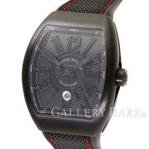 Franck Muller Vanguard Black Titanium 44MM