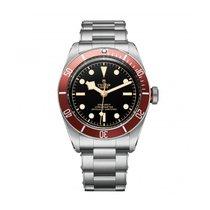 Tudor Heritage Black Bay Red, LC 100 , NEUES WERK