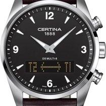 Certina DS Multi-8 C020.419.16.057.00 Herrenchronograph Mit...