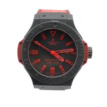 Hublot Big Bang King Red Black Ceramic Watch Limited Edition