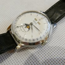 Rolex Triple Date Moonphase Padellone