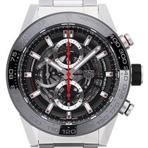 TAG Heuer Carrera Heuer 01 Automatik Chronograph Ref. CAR2A1W....