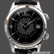 Jaeger-LeCoultre Master Control Memovox World Time