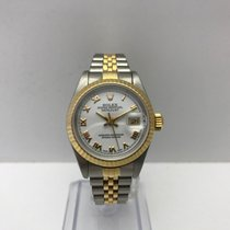 Rolex Datejust Lady Gold Steel