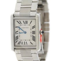 Cartier Tank Solo Large Stainless Steel