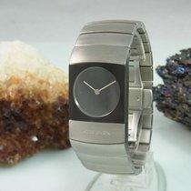 Jacob Jensen Arc Titan Uhr Saphir Glas Damenuhr 580 / 470