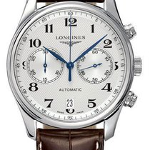 Longines Master Automatic Chronograph 40mm L2.629.4.78.3 Complete