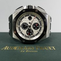 Audemars Piguet AP Offshore 44mm Steel & Ceramic Box/Papers