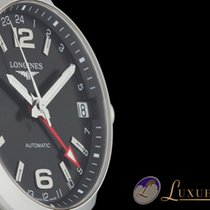 Longines Conquest GMT 41mm Edelstahl
