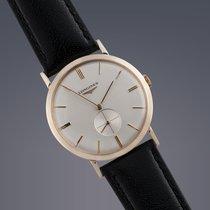 Longines 9ct yellow gold manual watch Full Set