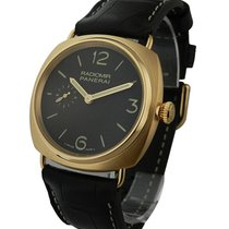 Panerai Radiomir Rose Gold Men's