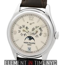 Patek Philippe Complications Annual Calendar Moonphase Power...