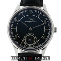 IWC Portuguese Collection Vintage Hand Wound Stainless Steel...