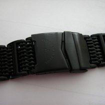 Zeno-Watch Basel Neues ZENO Milanaiseband Black