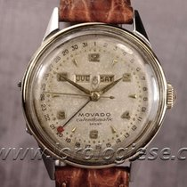 Movado Calendomatic Sport Vintage Waterproof Triple Calendar...