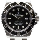 Rolex Sea-Dweller 4000 Ceramic 116600 Black Stainless Steel...