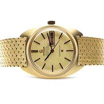 Omega Vintage Omega Constellation Chronometer Day Date 18kt