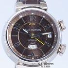 Louis Vuitton Tambour GMT Reveil Q1153 Limited Edition ...