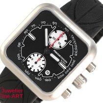 Sinn Mazda Design Automatik - Edelstahl - Chronograph-161g