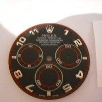 Rolex Zifferblatt Daytona Racing Black Red