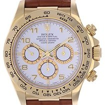 Rolex Men's Gold Rolex Cosmograph Daytona Watch 16518...