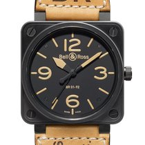 Bell & Ross Aviation BR01-92 Heritage BR01-92-HERITAGE