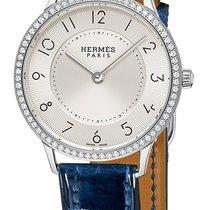 Hermès Slim d'Hermes MM Quartz 32mm 041702ww00