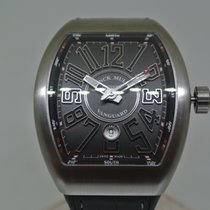Franck Muller VANGUARD STEEL 45MM
