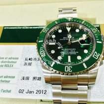 Rolex Submariner The Hulk 116610 LV