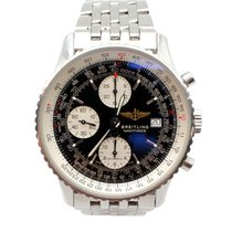 Breitling Stainless Steel Breitling Navitimer Watch A13322