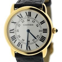 Cartier Ronde Solo Large 18K/Stainless Steel