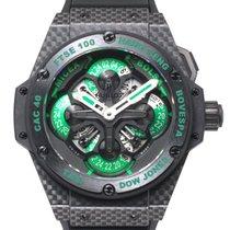 Hublot King Power Unico King Cash GMT Men's Watch – 771.QX.117...