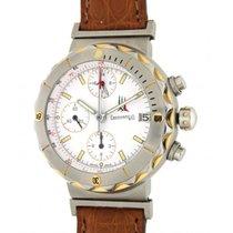 Eberhard & Co. Frecce Trilolore Chronograph 32020 Steel,...