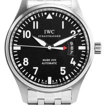 IWC Pilot's Watch Mark XVII 41mm Stainless Steel Ref....