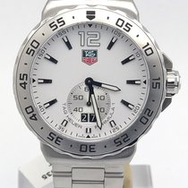TAG Heuer F1 White Dial Stainless Steel Men's Watch...