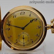 Glashütte Original Original  Taschenuhr Savonette, 14ct. gold,...